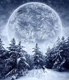 Winterfylleth  La luna del Sangue