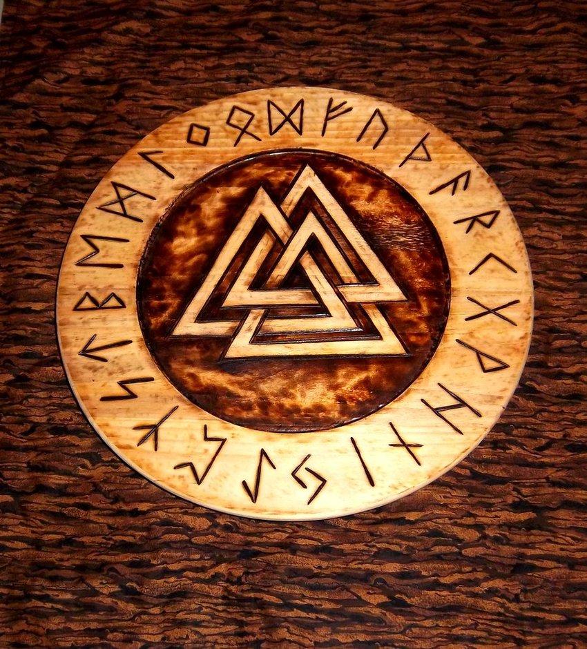 Le rune e i tre Aettyr