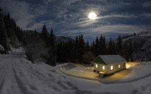 luna fredda