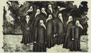 origini della stregheria,monatti
