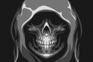 il teschio della morte