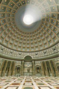 pantheon consacrato ad ognissanti