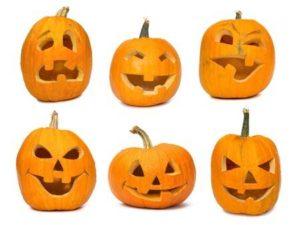 tipi di zucche di halloween