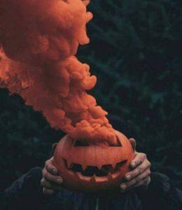 zucca fumante