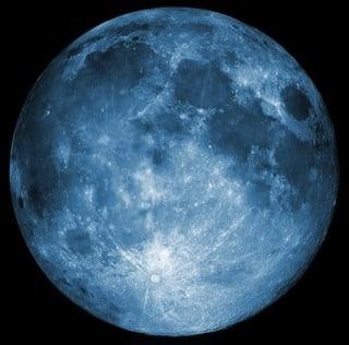 la magia della luna